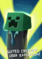 Creeper by JARV69