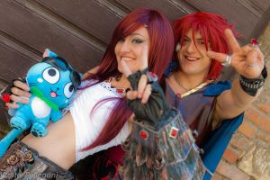 Fairy Tail 9 by LarsVanDrake