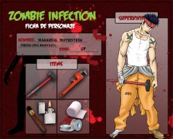 Zombie Infecction: Hannibal by Muzhur