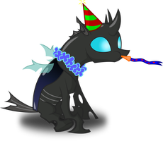 New year changeling by zimvader42