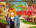 PM Hayley Williams by AlejandroLovato