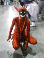 Kyuubi 4 tailed cosplay by DemonicBoo