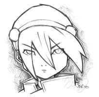:: Toph pencils :: by IvyBeth