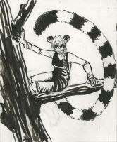 Pix Lemur by ThistleAtTheLibrary