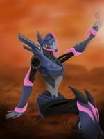 tfp arcee.. remember by ForgottenHope547