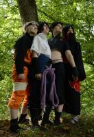 Boygroup no Jutsu by curiousMigo