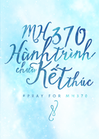 #pray for MH370 by bibi97nd