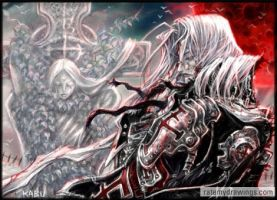 Blood Moon - Trinity Blood by kamui1st