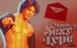 SRK-sexy type by miralkhan