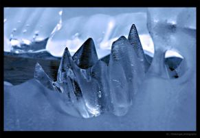 Ice Towers by patu-