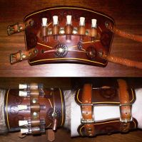 Steampunk Cuff 10 by Steampunked-Out