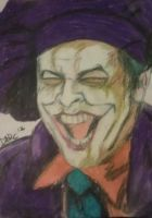 joker wasnt really melting by DarcKill