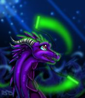 Amira's Rave by DragonCid