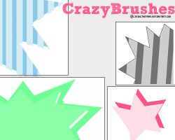 LTFcarazyBrushes by Livingthefame