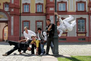 B Boys Group1 by cartim