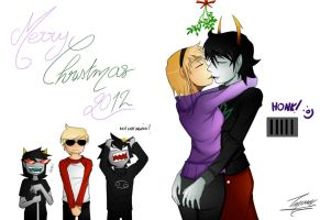 HS: Merry Christmas 2012 by Tripower
