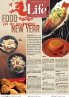chinese new year food by sercor