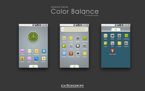 Android Theme by lepx