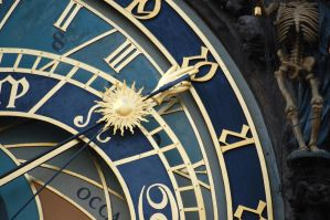 Orloj prague by soys