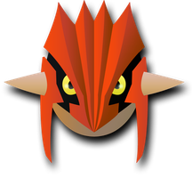 Groudon Logo by GeneralGibby