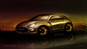 Fiat Punto by TaorminaDesign