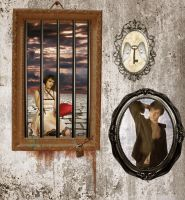 Pictures on the wall by Meropa