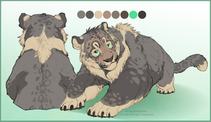 Commission: JayusJokes by BearlyFeline