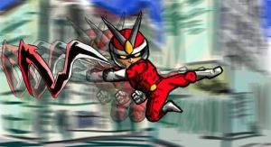 Viewtiful Joe by tex-orb