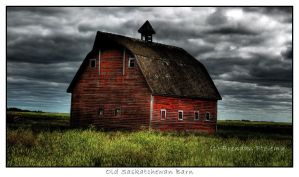 Majestic Old Barn by needlz
