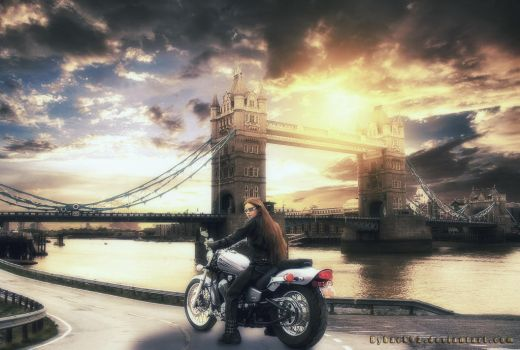 Ride in London by byback92