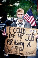 Occupy A Voice by ESCOGRAPHY