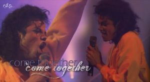 Come together..MJ by EvilFuckinPrincess