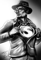 Golden Age Superman (DSC) by jameslink