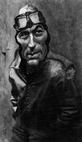 Gregory Peck by wooden-horse