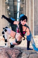 Zafina - Tekken 6 by enjoithis