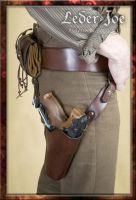 Headhunter's Belt-3 by Leder-Joe
