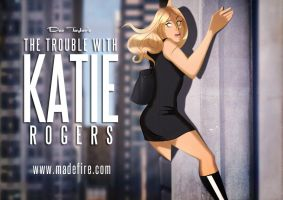 Katie Rogers ISSUE 4 coming soon from MADEFIRE by DESPOP
