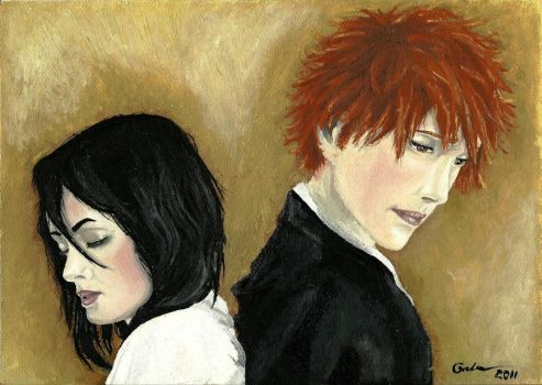 ::BLEACH:: Thank you by marysia1990