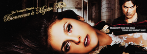 The Vampire Diaries  Bienvenue a Mystic Falls by N0xentra