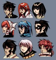 Fire Emblem Awakening by angieness