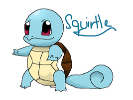 Squirtle by blackbelthylian