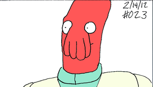 Zoidberg Challenge Day 23 by SickSean