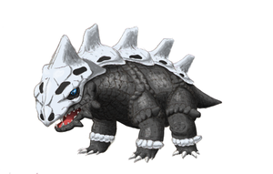 Lairon by BatterymanAAA