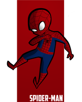 Spidey by kwallie