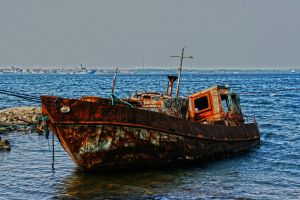 Run Aground by Grandmagoingnuts