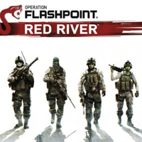 Operation Flashpoint Red River Metro by griddark