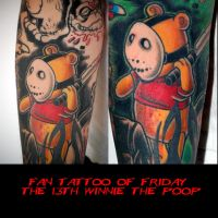 Fans Tattoos of my Art part 2 by Undead-Art