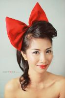 ..red ribbon.. by aimeworkz