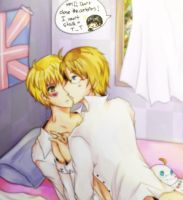 APH : Goodnight by RuminE