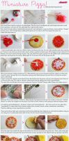 Miniature Pizza Tutorial - 2 by thinkpastel